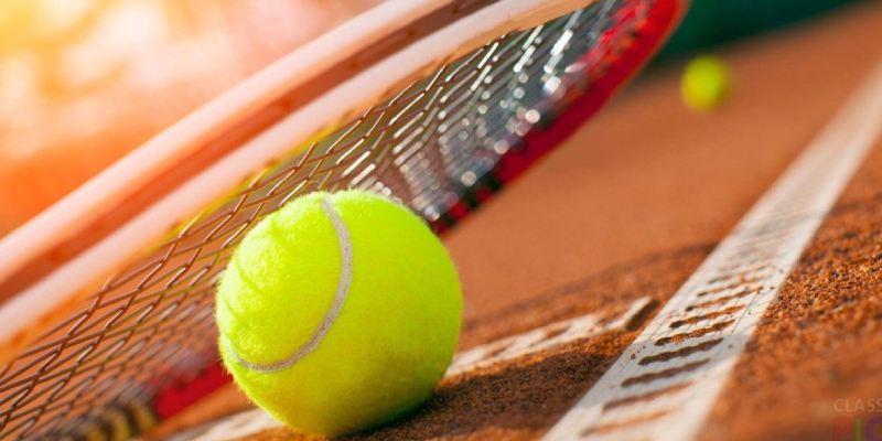 Image That Represents The Sports Massage For Tennis.