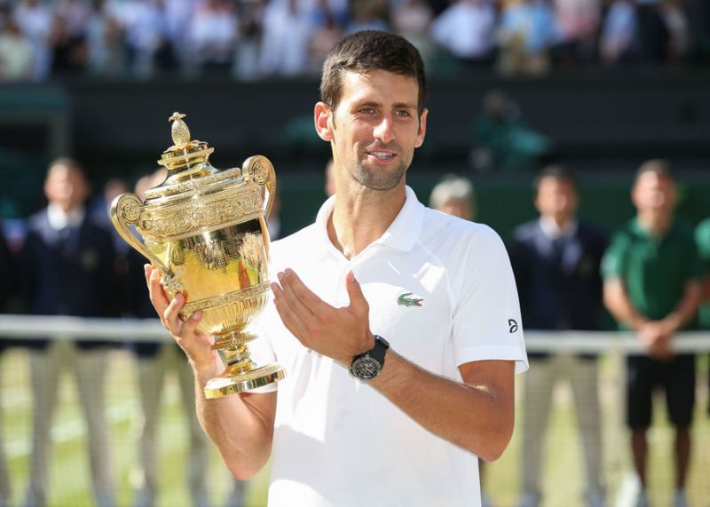Tax on Prize Money Of Tennis Players